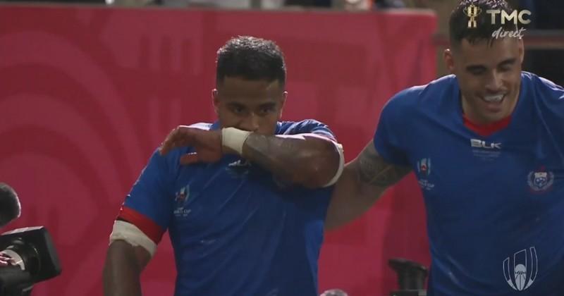 Coupe du monde - Samoa. Rey Lee-Lo et Motu Matu'u cités pour des gestes dangereux