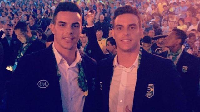 Rio 2016. Rugby à 7 : Le Brésil coule dans les veines des jumeaux Sancery