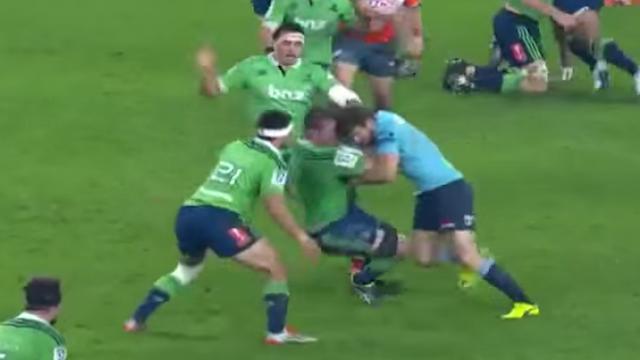 Insolite. Super Rugby : les Waratahs mettent au point une nouvelle technique d'entraînement à la défense