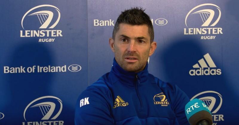 [TRANSFERT] Rob Kearney va-t-il quitter le Leinster pour un club du Top 14 ?
