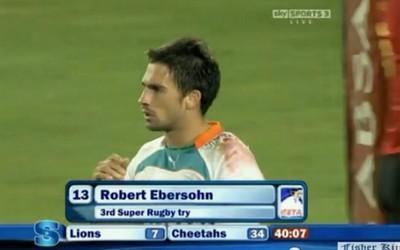 Robert Ebersohn ne viendra pas à Montpellier