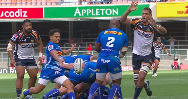 Super rugby - L'énorme performance de Rory Arnold, frère de Richie et futur Toulousain [VIDÉO]