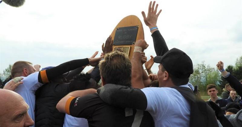 Rugby amateur - Roubaix, au nord c'étaient les champions