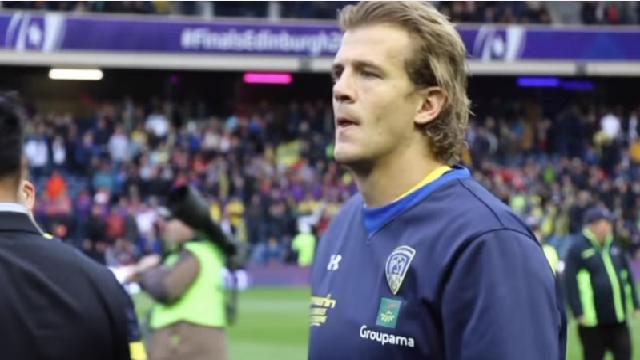 VIDEO. Champions Cup. Les réactions fair-play des Clermontois