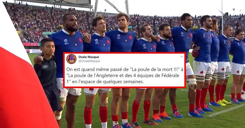 Coupe du monde - La France en quart et les réseaux sociaux en croix