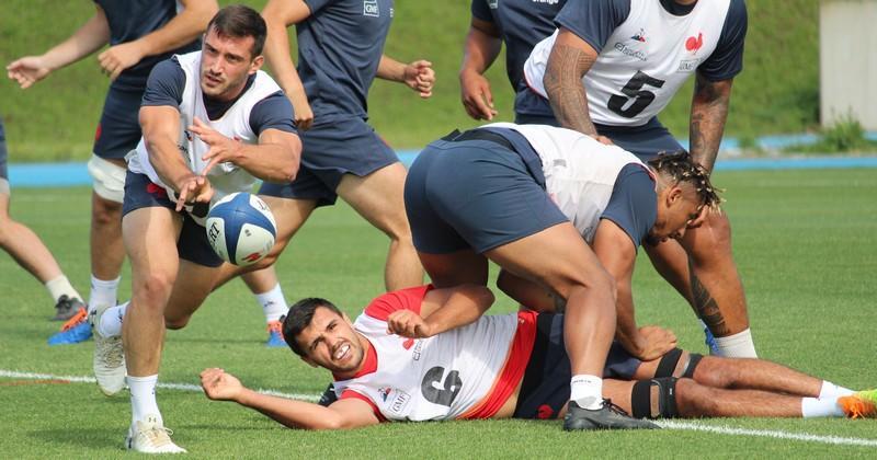 RUGBY. 15 minutes d'entraînement avec contact maximal par semaine selon World Rugby