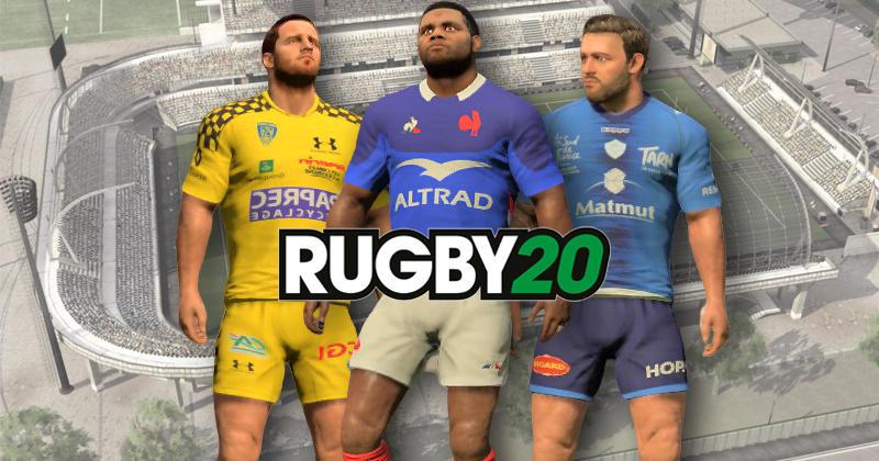 Ça y est, Rugby 20 est là, et il fait taire les critiques !