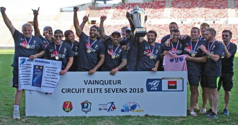 Rugby à 7. Circuit Elite - Episode 8 : les Bleus Sevens sacrés champions de France !