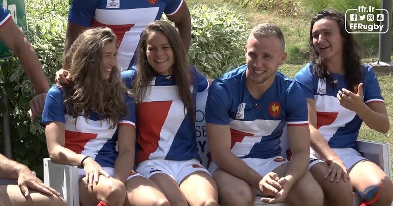 VIDÉO. Rugby à 7 - Coupe du monde. Garçons et filles dans le même bateau à San Francisco