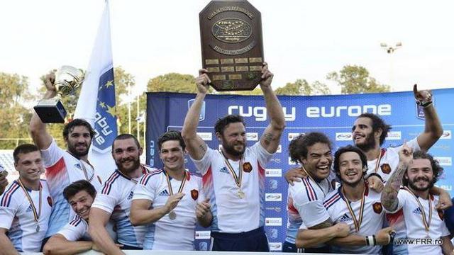 VIDEO. Rugby à 7. L'équipe de France championne d'Europe pour la première fois de son histoire