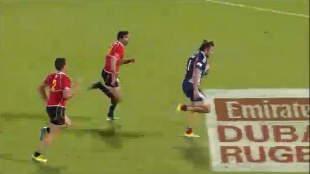 VIDEO. Rugby à 7 : Les ambitions de France 7, victorieuse de la Shield à Dubaï