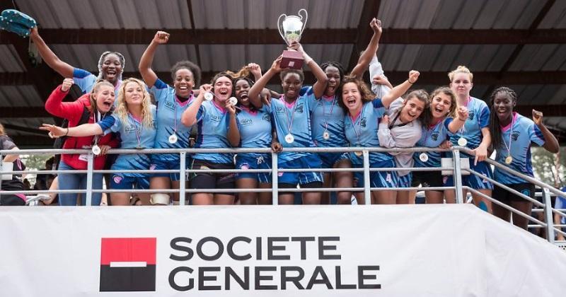 RUGBY À 7 : le gratin du rugby universitaire réuni pour le championnat de France #SGSevens
