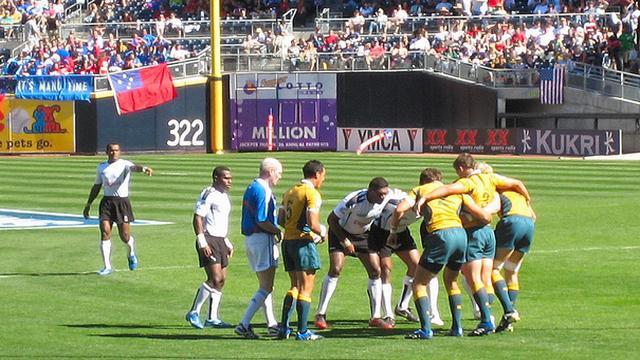 Rugby à 7 : Le groupe Canal+ diffusera l'intégralité des HSBC Sevens World Series