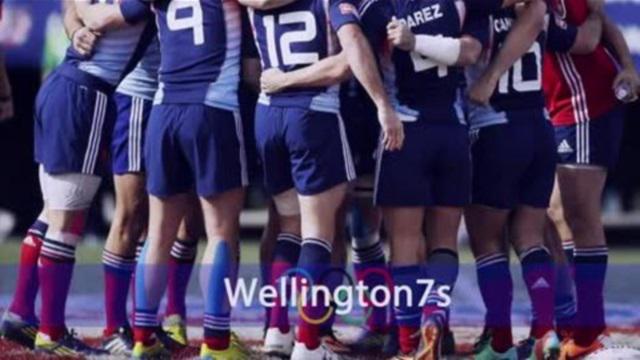 PHOTOS. Rugby à 7 : le nouveau maillot de l'équipe de France dévoilé