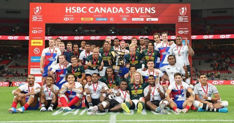 Rugby à 7 : l'exploit de France 7 à Vancouver, les Bleus médaillés d'argent !