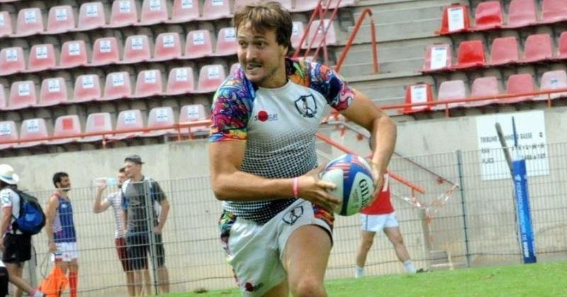 Rugby à VII. Interview : Michel Guiborat, joueur licencié exclusivement à VII chez les Seventise