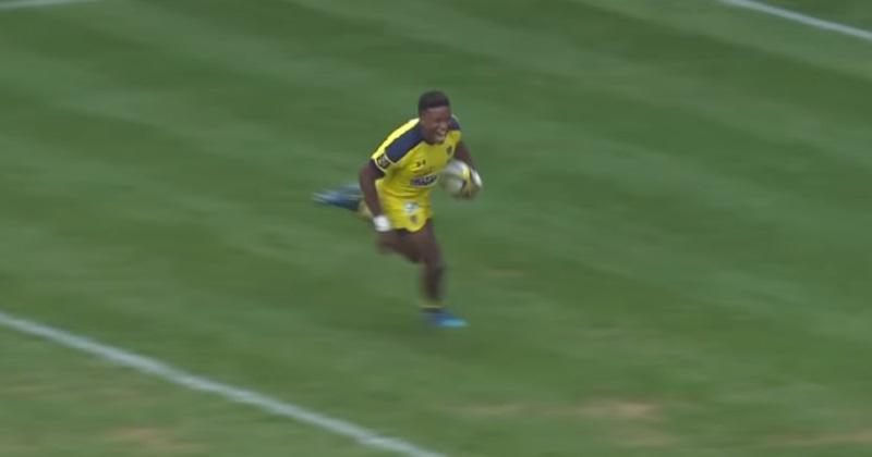 Rugby à VII : Samuel Ezeala (ASM) convoqué avec l'équipe de France