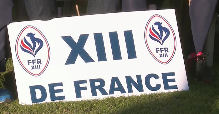 FRANCE XIII : découvrez les 24 joueurs sélectionnés pour la Coupe du monde