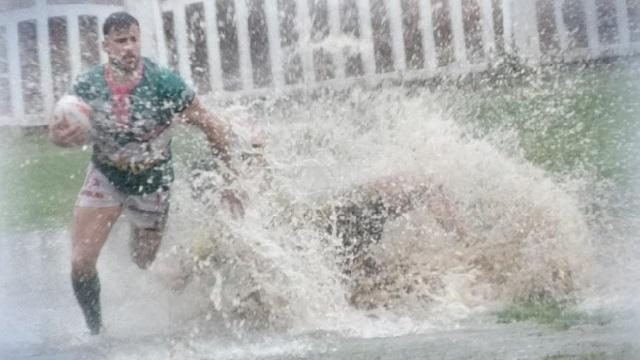 Rugby à XIII - INSOLITE : les photos spectaculaires prises en Elite 1