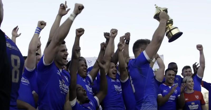 Rugby Africa Gold Cup - La Namibie se qualifie pour la Coupe du monde 2019