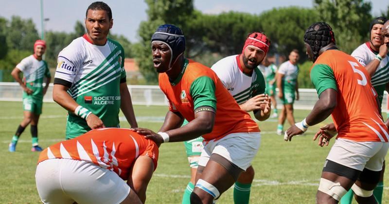 Rugby Africa Silver Cup - L'Algérie domine la Côte d'Ivoire et entrevoit la Gold Cup