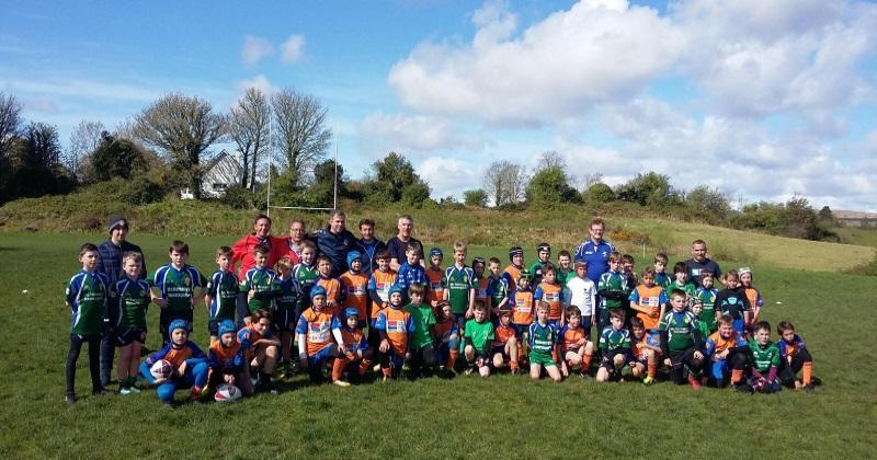 Rugby Amateur : comme des grands, les M10 de l'Alpha Provence Rugby ont vécu une fabuleuse tournée en Irlande