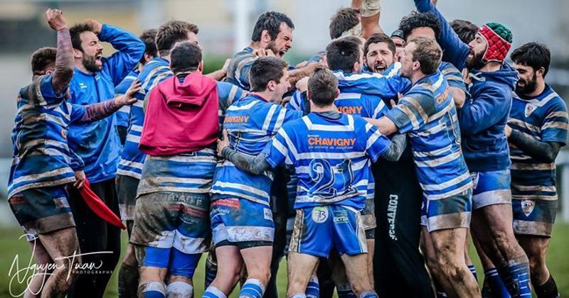 Rugby Amateur : après l'exploit, l'US Vendôme bientôt dans la place ?
