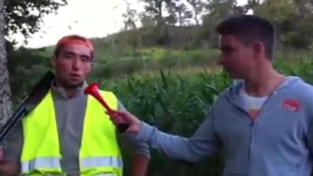 VIDEO. INSOLITE - Rugby amateur : les joueurs de Saint-Cernin régalent avec leurs interviews décalées