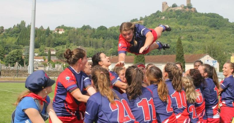 Rugby Amateur. Fédérale 2 Féminine - Le TCMS est champion de France : ''on se demande si on ne rêve pas''