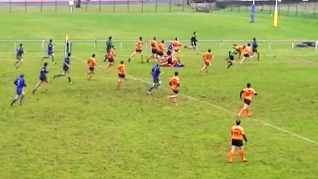 VIDEO. Rugby Amateur #97 : un pilier régale avec un superbe geste technique