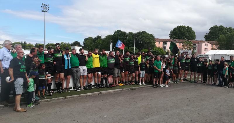 Rugby Amateur - Honneur : Saint-Girons bat Sor Agout et prend la direction de la finale