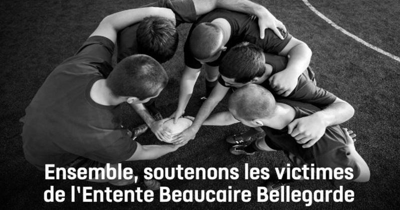 La FFR et la LNR lancent une collecte pour soutenir les victimes de l'Entente Beaucaire Bellegarde