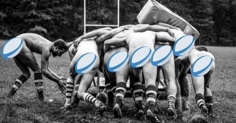 Rugby Amateur : le RC Saintry se la joue Dieux du Stade avec leur calendrier 2020 ! [PHOTOS]