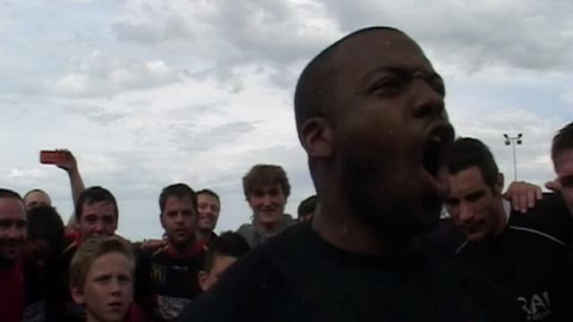 VIDEO. Compilation Rugby Amateur. Le cri de la victoire des Orléanais, Plaisir exulte, Aubagne serre les fesses, le haka de Bergerac