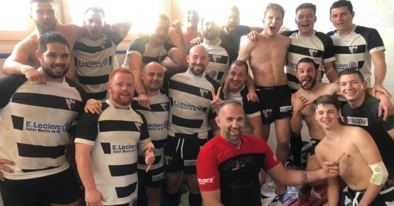 Rugby Amateur : le Sporting Club Rhétais survit et se structure autour d'une belle bande de copains