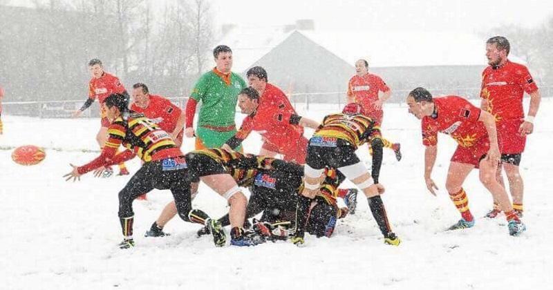 Rugby Amateur : les plus belles photos du week-end, épisode 16