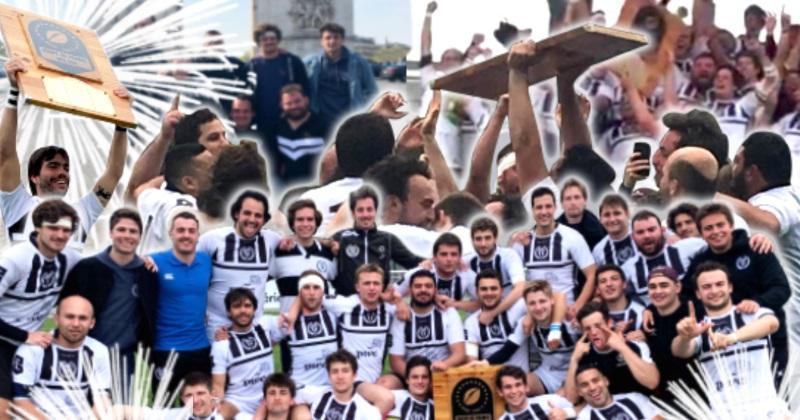 Rugby Amateur : l'ESSEC Rugby Team sacrée championne de France pour la 1ère fois de son histoire !