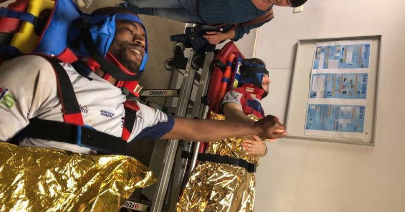 Rugby Amateur : l'histoire derrière la superbe photo Valeurs © qui fait le tour des réseaux sociaux
