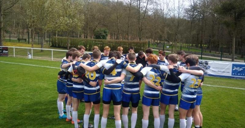 RUGBY AMATEUR : Lycée Sainte Geneviève : entre Prépa et passion du Rugby