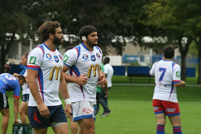 RUGBY AMATEUR : le Top 10 des photos du week-end #8