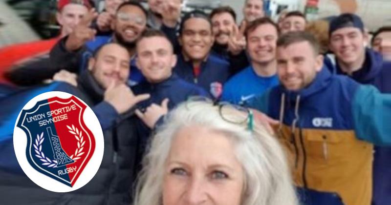Rugby Amateur : quand l'équipe de La Seyne-sur-Mer aide une famille à aller à Disneyland