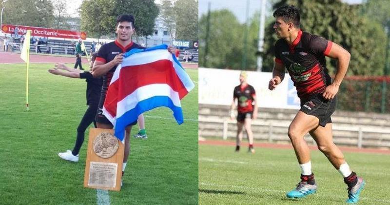 Rugby Amateur. Rabastens-de-Bigorre (PH) : Andrés Ortiz, el sueño francés