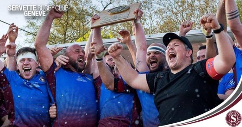 Rugby Amateur - PH : le Servette Genève continue sa moisson de boucliers... au bout de la prolongation