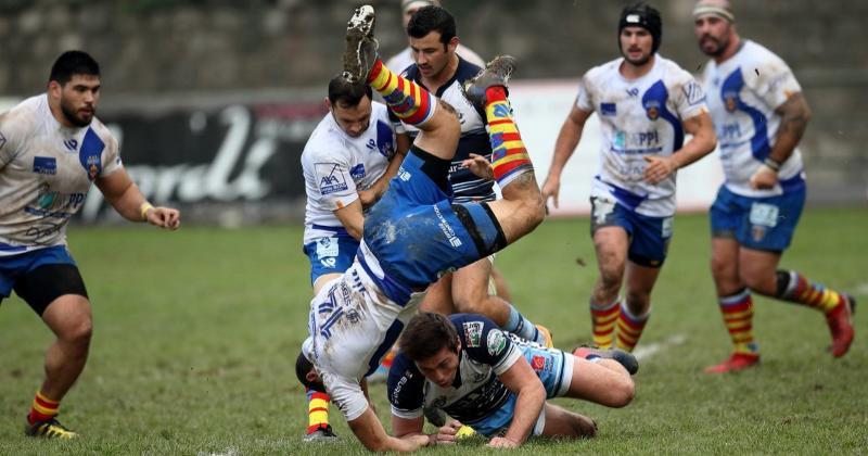 Rugby Amateur : vos plus belles photos du week-end, épisode 4