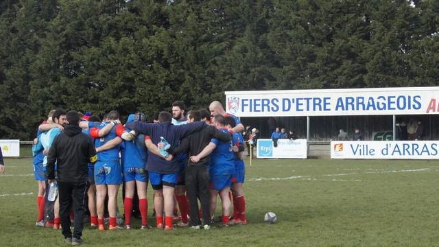 Rugby Club Arras : on n'a pas le même climat, mais on a la même passion