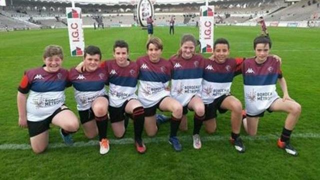 Rugby Amateur : le projet d'une équipe cadet pour le Rugby Club Parempuyre