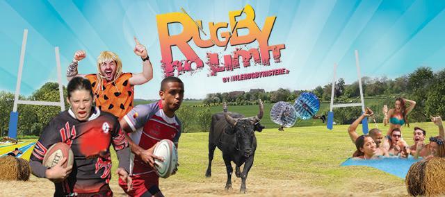 Collectivités, comités... Recevez le Rugby NO LIMIT !