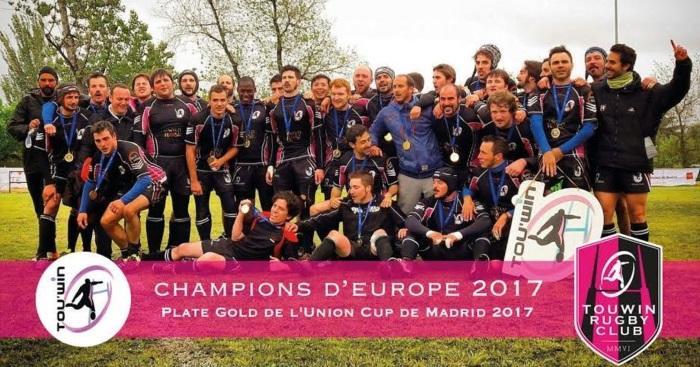 Rugby No Limit 2017 - Présentation des équipes : Tou'Win