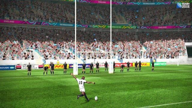 On a testé Rugby World Cup 2015, le jeu vidéo officiel de la Coupe du monde... et on vous en fait gagner
