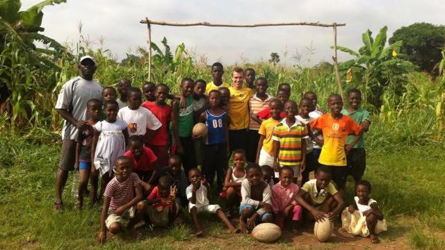 Eddie Labrousse, un Savoyard porte le rugby au Bénin